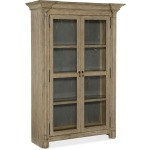Ciao Bella Display Cabinet- Natural Silhouette