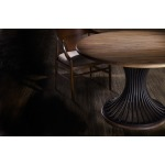 Studio 7H Cinch Round Dining Table Detail