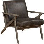 Wylie Exposed Wood Chair Silhouette