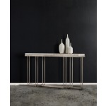 Melange Blaire Console Table Abstract