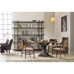 Studio 7H Cinch Round Dining Table Room