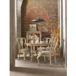 Wakefield Round Leg Dining Table