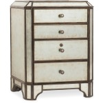 Arabella Mirrored Lateral File Silhouette