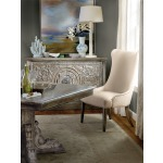 True Vintage Upholstered Dining Chair Room