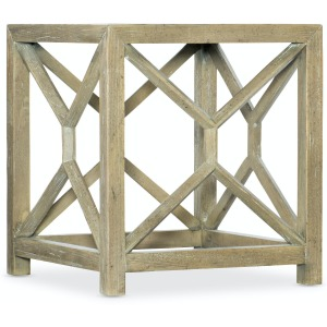 Surfrider Square End Table