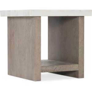 Miramar Carmel Lorrain Square End Table