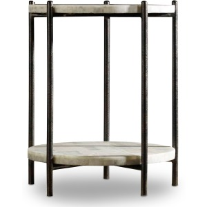 Melange Blythe Accent Table