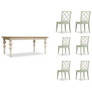 Sunset Point 7PC Dining Set