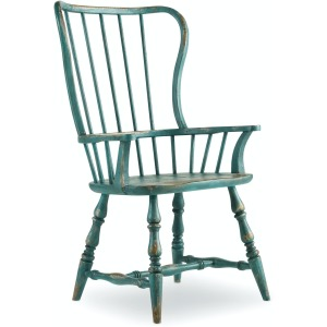 Sanctuary Spindle Arm Chair