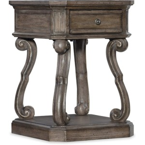 Woodlands One-Drawer Nightstand
