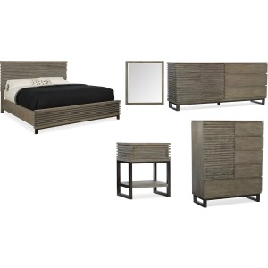 Annex 5PC Queen Bedroom Set