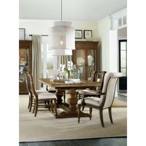 Archivist 7 PC Dining Set