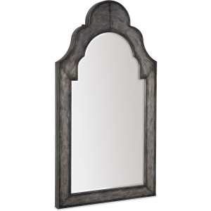 Melange Adonia Floor Mirror w/Jewelry Storage