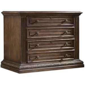 Hooker Furniture Home Office Rhapsody Lateral File