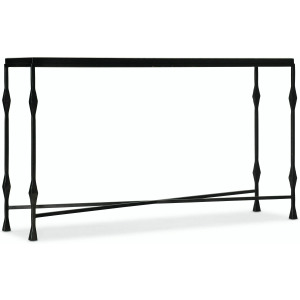 Commerce & Market Metal-Wood Console Table