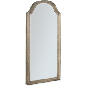 Alfresco Paradiso Floor Mirror w/ Jewelry Storage