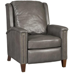 Furniture Empyrean Charcoal Recliner Chair