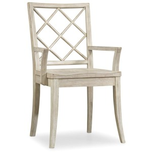 Furniture Sunset Point X Back Arm Chair