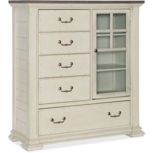 Sturbridge Door/Drawer Asymmetrical Chest