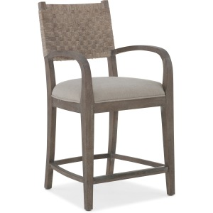 Miramar Carmel O'Keefe Counter Stool