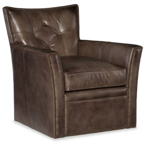Living Living Room Conner Swivel Club Chair