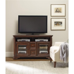 Furniture Haddon Hall Entertainment Console 54 in