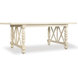 80in Rectangle Dining Table w/2-18in Leaves