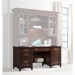 Furniture Latitude Computer Credenza