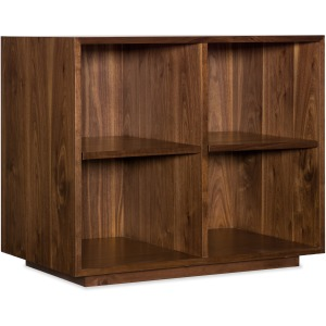 Elon Bunching Short Bookcase