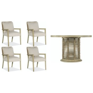 Surfrider 5 PC Dining Set