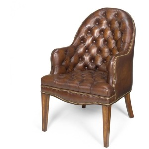 Furniture Derby Prairie Meadow Executive Side Chair