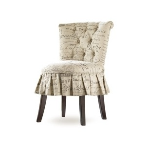 Melange Fifi Vanity Chair