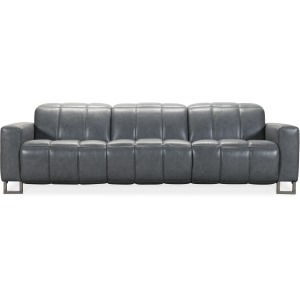 Giancarlo Power Recline Sofa w/ Power Headrest