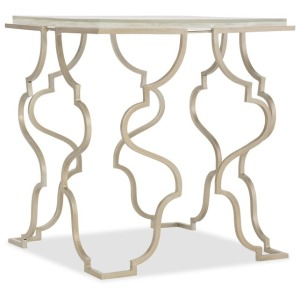 Living Room Melange Nia End Table