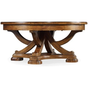 Furniture Tynecastle Round Cocktail Table