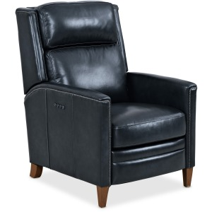 Shaw Power Recliner w/Power Headrest