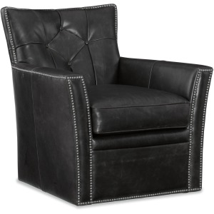 Conner Swivel Club Chair