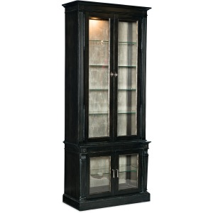 Sanctuary Display Cabinet Noir