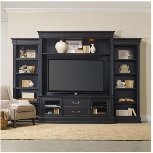 Furniture Clermont Four Piece Wall Group