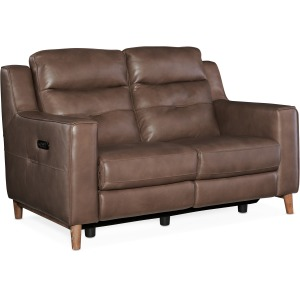 Lachlan Power Recline Loveseat w/ Power Headrest