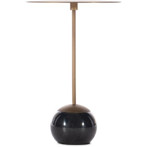 Melange Leona Accent Table