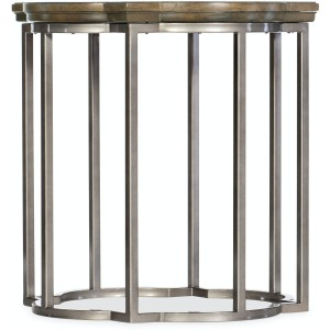 Montebello Round End Table