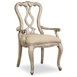 Furniture Chatelet Splatback Arm Chair