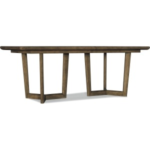 Sundance Rectangle Dining Table w/2-18in leaves