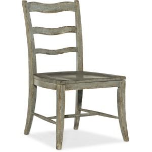 Alfresco La Riva Ladder Back Side Chair