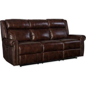 Esme Power Recliner Sofa w/Power Headrest