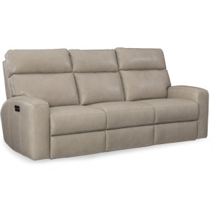 Mowry Power Recliner Sofa w/Power Headrest