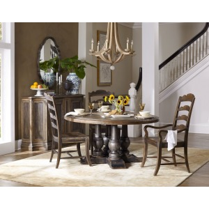 Hill Country 5PC Dining Set