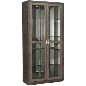 Melange Carissa Display Cabinet