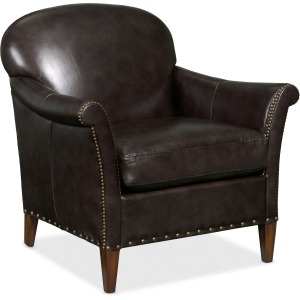Cavallo Leather Club Chair